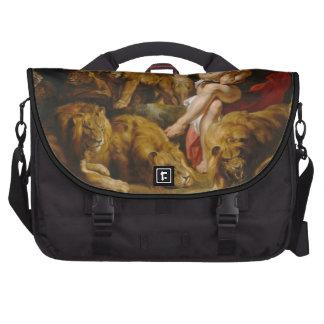 Saco do laptop do antro dos leões' bolsa para laptop