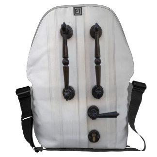 Saco do laptop do mensageiro do teste padrão do bolsa mensageiro