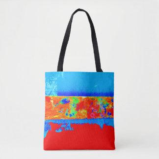 Saco do mercado do artista de Paintstick Bolsas Tote