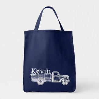 Saco do pré-escolar do caminhão bolsa para compra