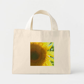 Saco - girassol bolsa tote mini