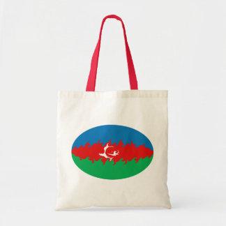 Saco Gnarly da bandeira de Azerbaijan Bolsa Para Compra