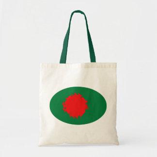Saco Gnarly da bandeira de Bangladesh Bolsas
