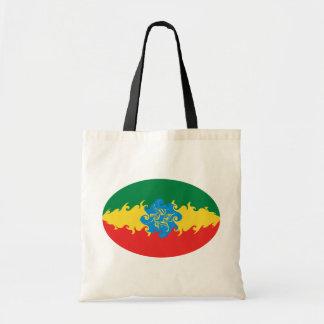 Saco Gnarly da bandeira de Etiópia Bolsas