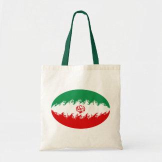 Saco Gnarly da bandeira de Irã Bolsas Para Compras