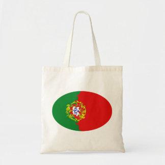 Saco Gnarly da bandeira de Portugal Bolsas