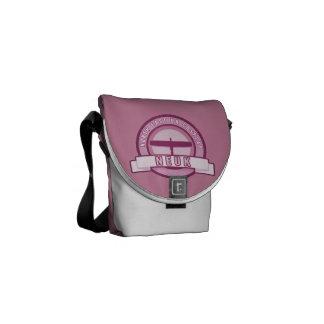 Saco lateral de NEUK Cosplay (rosa) Bolsas Mensageiro