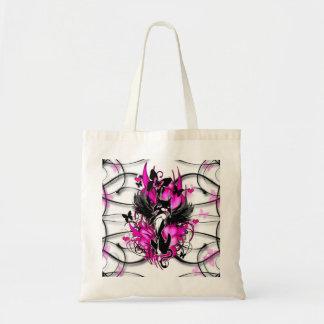 Saco perfeitamente cor-de-rosa bolsas