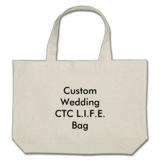 Saco Wedding feito sob encomenda do CTC L I F E