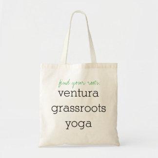 Sacola da ioga das bases de Ventura Bolsa Tote