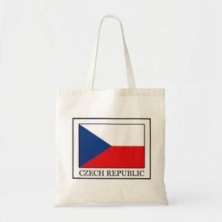 Sacola da república checa bolsa tote
