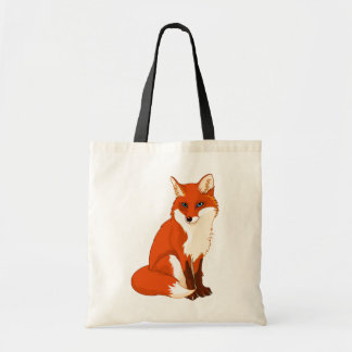 Sacola de assento bonito do Fox Bolsa Tote