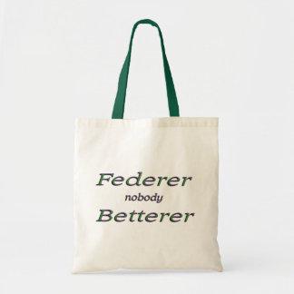 Sacola de Federer Bolsa Tote
