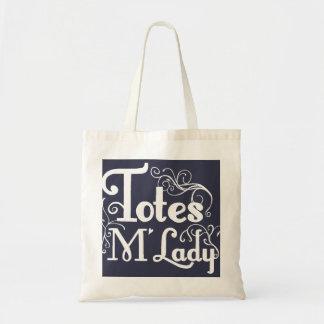 Sacola de M'Lady dos bolsas Bolsa Tote