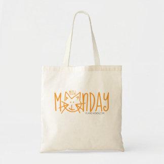 Sacola de segunda-feira do Meow Bolsa Tote
