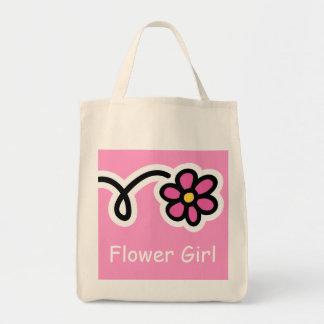 Sacola do florista para casamentos sacola tote de mercado
