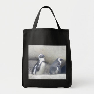 Sacola dos pinguins bolsa tote