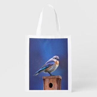 Sacola Ecológica Bluebird (fêmea)