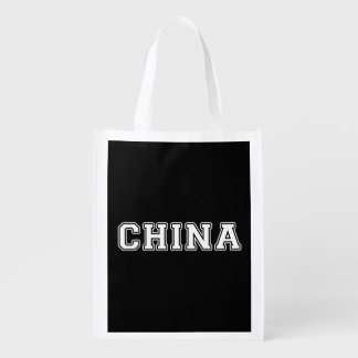 Sacola Ecológica China