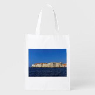 Sacola Ecológica Cidade velha de Dubrovnik, Croatia