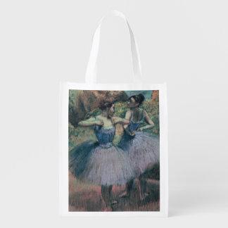 Sacola Ecológica Dançarinos de Edgar Degas | na violeta