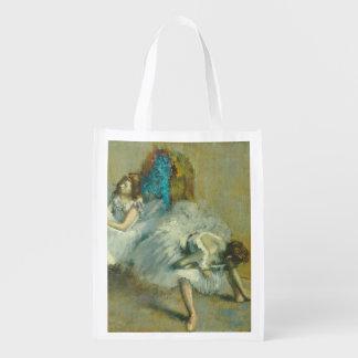 Sacola Ecológica Edgar Degas | antes do balé, 1890-1892