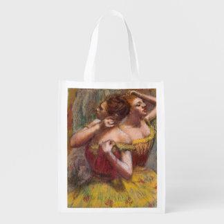 Sacola Ecológica Edgar Degas | dois dançarinos