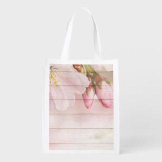 Sacola Ecológica Flor de cerejeira