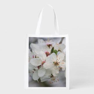 Sacola Ecológica Flor de Sakura da cereja