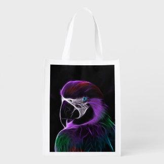 Sacola Ecológica Papagaio
