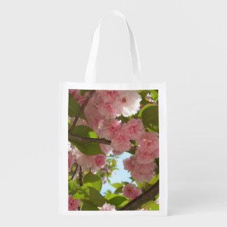 Sacola Ecológica Primavera de florescência dobro da árvore de