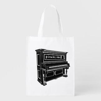 Sacola Ecológica Rocha dos pianos