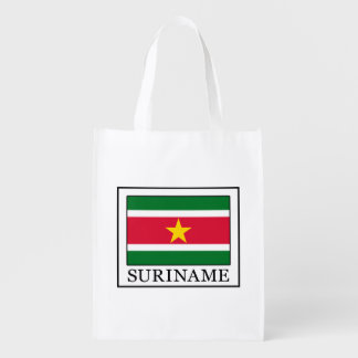Sacola Ecológica Suriname