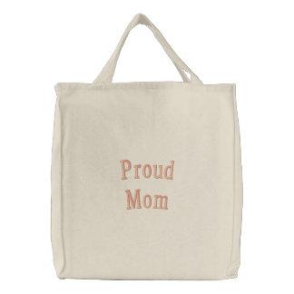 Sacola orgulhosa da mamã bolsa