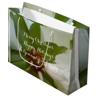 Sacola Para Presentes Grande saco feito sob encomenda do presente do Natal