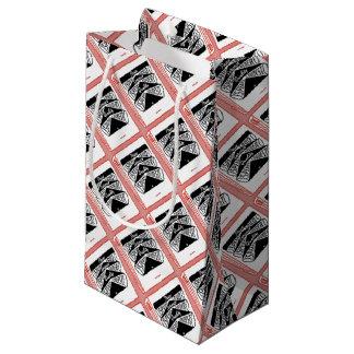 Sacola Para Presentes Pequena o preço velho do cobrir do matchbook fala