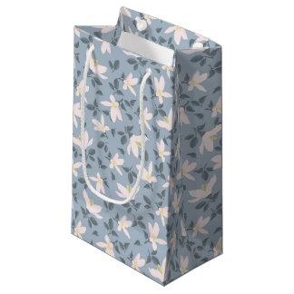 Sacola Para Presentes Pequena Placer das flores - saco do presente pequeno,