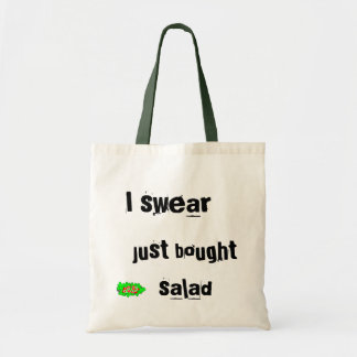 Sacola Salada Bolsa Tote