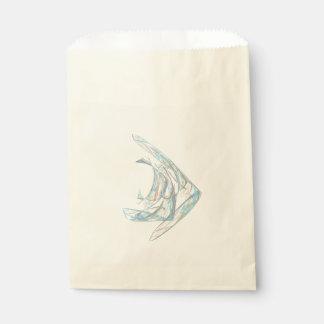 Sacolinha Fractal - Angelfish