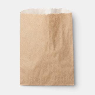 Sacolinha Sacos de papel de Kraft