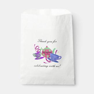 Sacolinha Tempo do chá