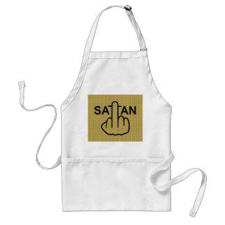 Sacudir da satã do avental