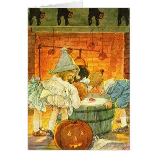 Sacudir-se para o cartão do Dia das Bruxas das