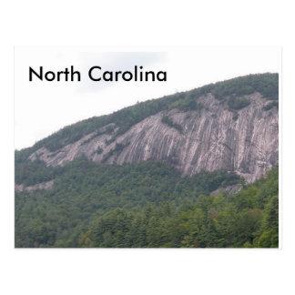 Safira, cartão de North Carolina