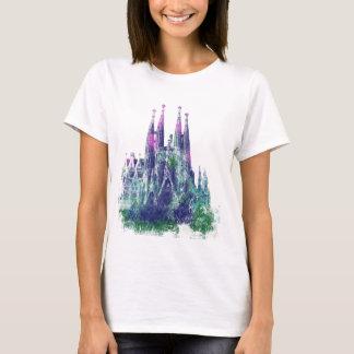 Sagrada Familia Barcelona Camiseta