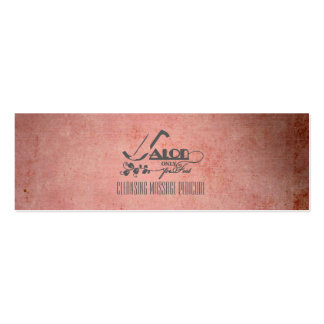 SALÃO DE BELEZA para os pés - preço de Cartão De Visita