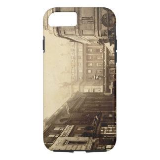 Salas do quadrado e de bomba da abadia, banho, capa iPhone 7