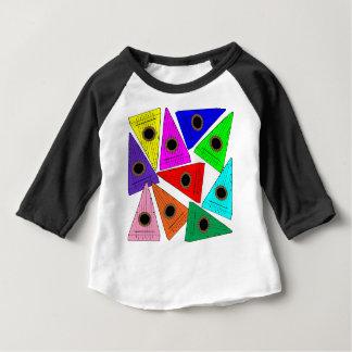 saltério do arco-íris tshirts