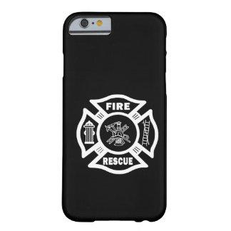 Salvamento do fogo capa iPhone 6 barely there