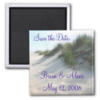 Salvar a data: , Brian & AlexisMay 12, 2008 Ímã Quadrado